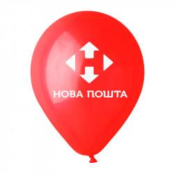 Повітряна кулька червона (10 шт